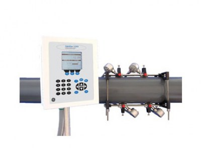 CTF878__Clamp-On_Ultrasonic_Gas_Flow_Meter_