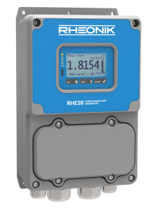 Rheonik RHE 28 display